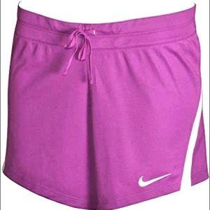 💜 New NIKE INFIKNIT Shorts Purple Med/Lrg